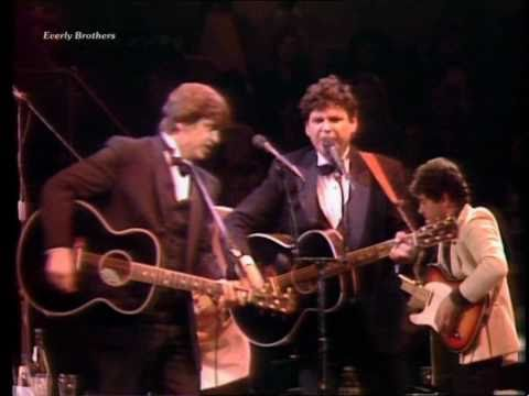 Everly Brothers - Cathy´s Clown (live 1983) HD 0815007