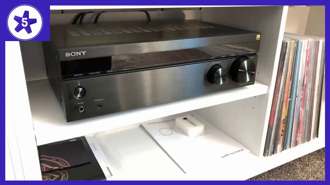 Sony STRDH190 Stereo Receiver w//Bluetooth
