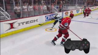 NHL 08 EA SPORTS Skill Stick Tutorial