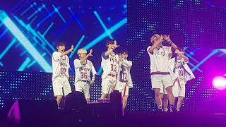 Onf - On/off  20180908 Hallyupop Festival 2018 In Singapore Day 2