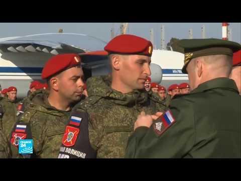 مئات الجنود الروس عادوا من سوريا  - نشر قبل 57 دقيقة