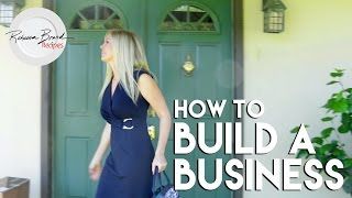 How to Build A Business | Girl Starter TLC