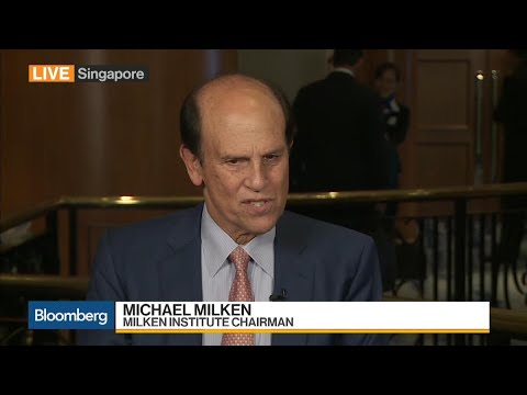 Michael Milken on the Milken Institute Asia Summit