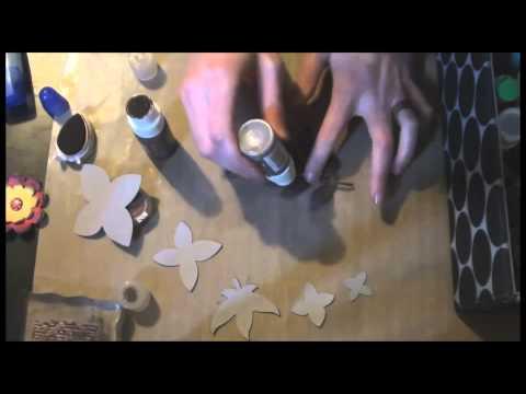 Tim Holtz Idea-ology Grungeboard Plain Elements 94 Shapes TH92489