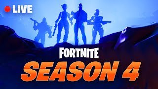 One of ItsYeGames's most viewed videos: FORTNITE BATTLE ROYALE SEASON 4!! NEW BATTLE PASS LIVE!!