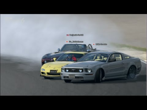 Gran Turismo 6  Ep1 Drifting From Scratch