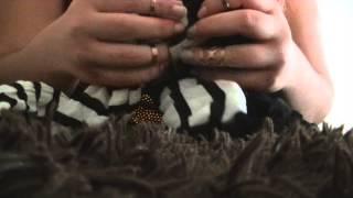 Asmr: pantyhose/stocking #2