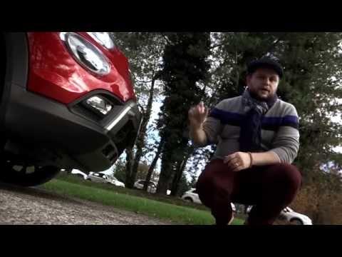 Motoring 7.2.2015: Na ceste j v teréne skúšame Fiat 500X a testujeme malý veľký Ford Tourneo Courier