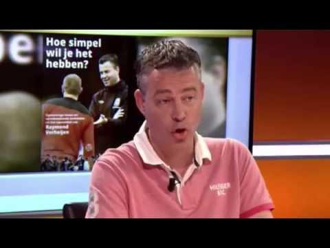 Raymond Verheijen te gast bij TV Limburg