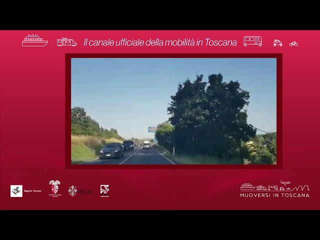 Muoversi in Toscana - Edizione delle 12.30 del 22 agosto 2019