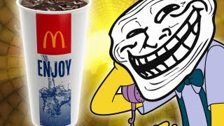Mcdonalds Semen Coke - Prank Call - (how To Get A Free Meal)