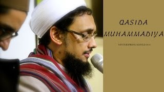 Qasida Muhammadiya - Talib al Habib [Shaykh Asim Yusuf] @ Winterspring 2014