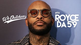 Royce Da 5'9 talks Tory Lanez, advice to younger artists and gives his approach to clout chasers!