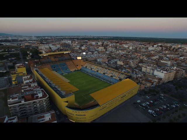 El 98º aniversario del Estadio de la Cerámica
