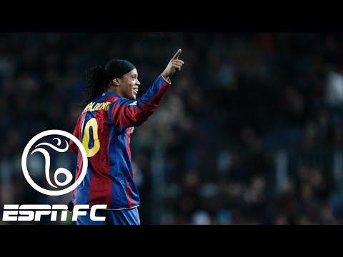 Ronaldinho retires after legendary career with Brazil and Barcelona | ESPN FC