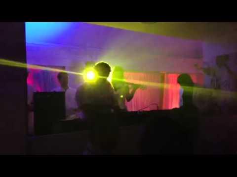 White Party Rocca Doha Electric Violin Patricia + DJ Carl Roberts