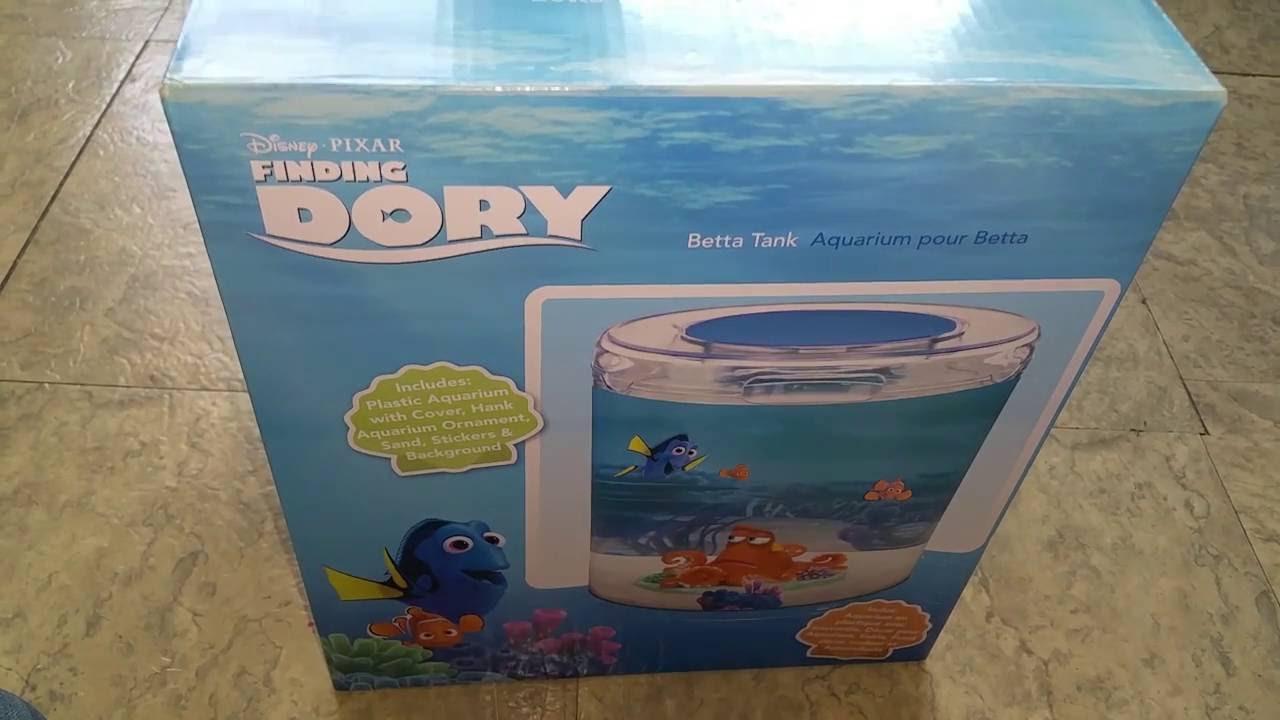 Pet Supplies Disney Pixar Finding Dory Betta Tank Aquarium ...el Aquariums & Tanks