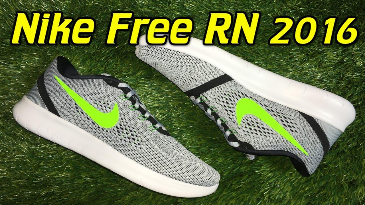 08b761248179 Nike Free RN 2016 - Review + On Feet - YouTube