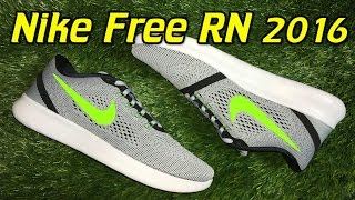 Nike Free RN 2016 - Review + On Feet