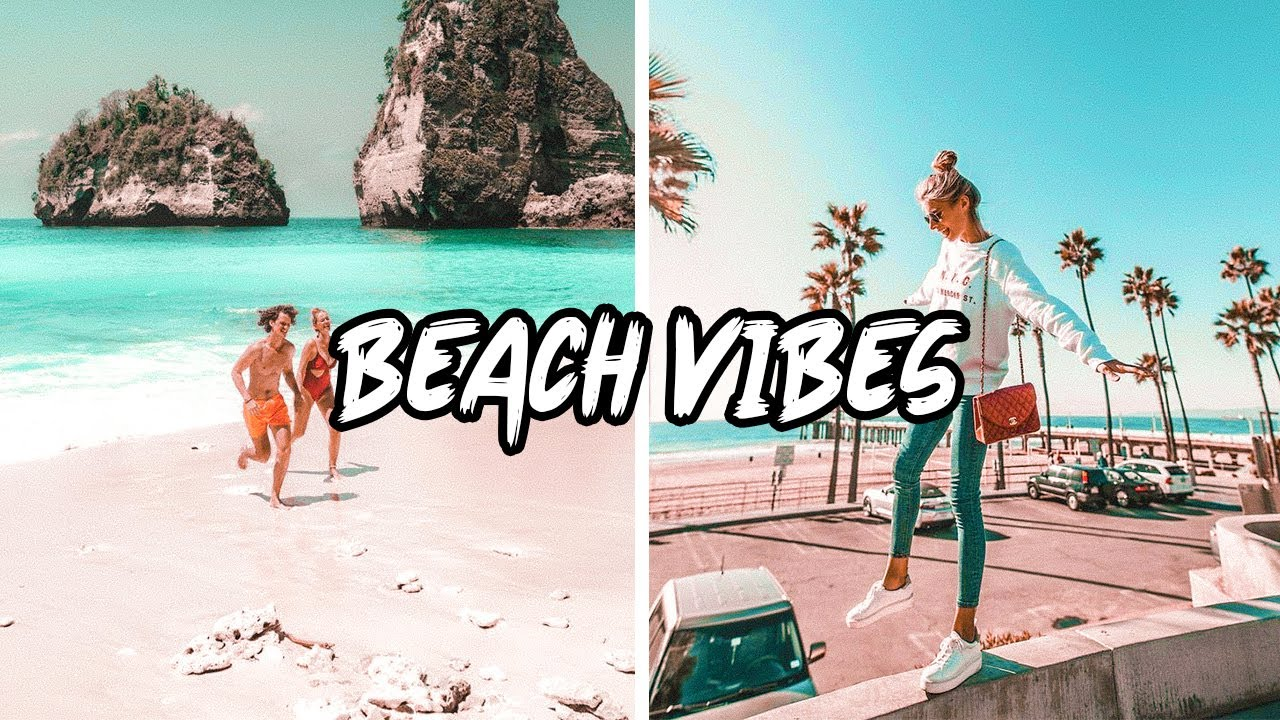 Free Lightroom Mobile Preset DNG - Beach Vibes