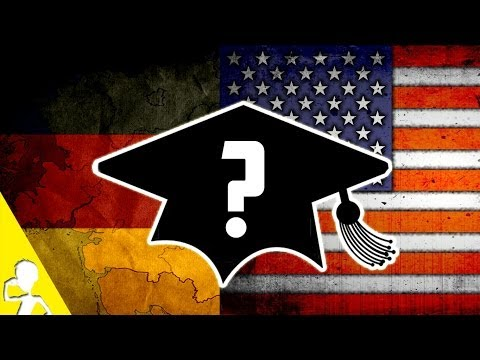 Do Germans Like Americans? Where to Live as a Student in Germany and More | Q&A Time #1