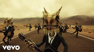 Flogging Molly - Reptiles (We Woke Up) (Official Music Video)