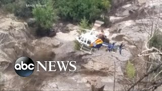 Deadly flash flood in Arizona claims the lives of 9 family members