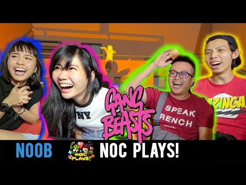 NOC Plays Gang Beast! #2