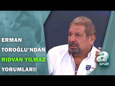 Erman Toroğlu'ndan Beşiktaşlı Rıdvan Yılmaz'ın Futboluna Övgü! / Takım Oyunu / 26.05.2020