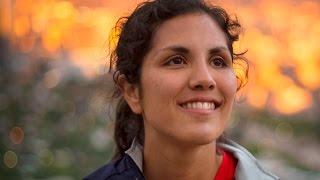 Я мормонка, я из Чили, я слепая бегунья, и я полна решимости.
