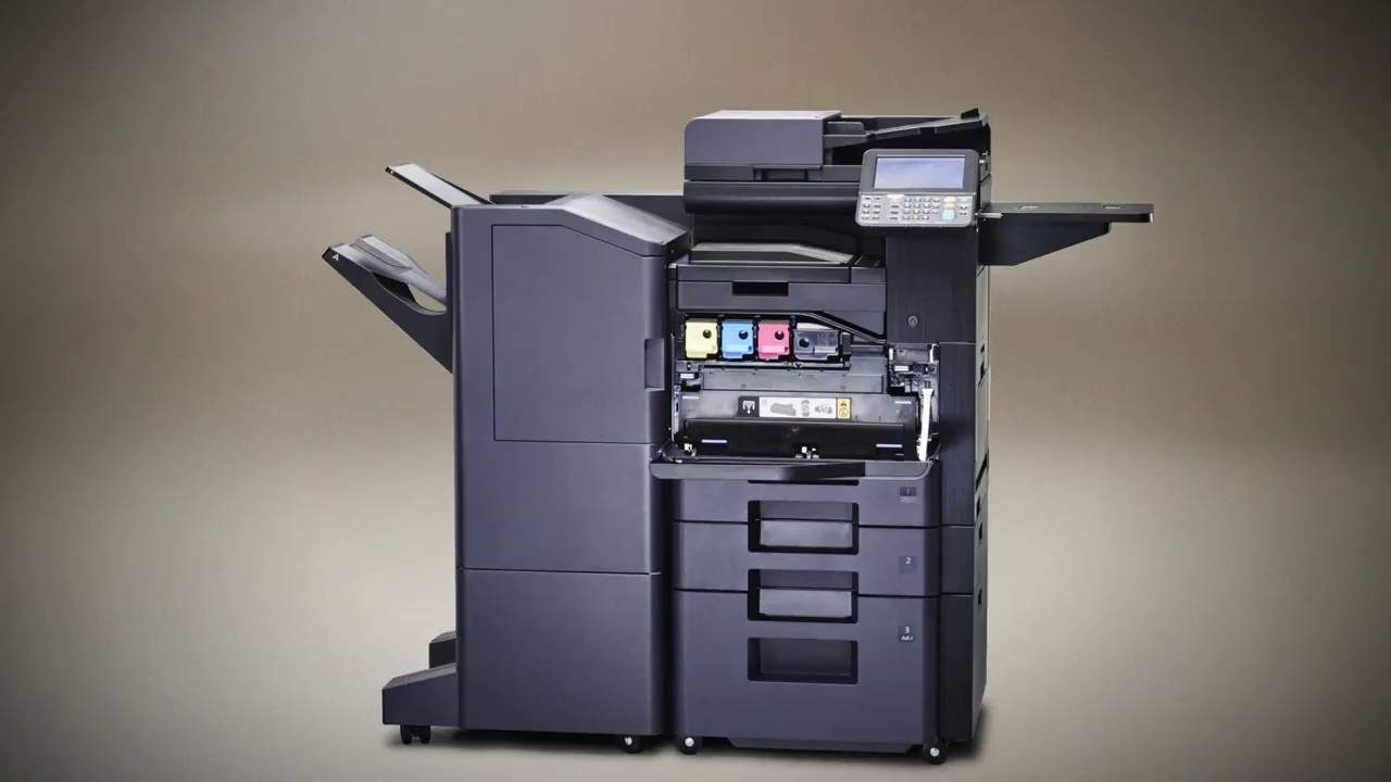 Kyocera TASKalfa 3510i MFP KX Drivers Windows XP