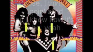 KISS - Goin' blind + Lyrics