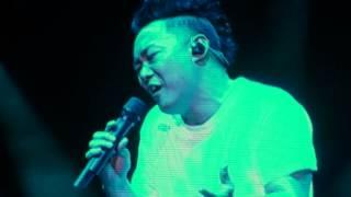 Eason Chan 陳奕迅 浮夸 Fau kua)  Sydney Concert 29 Sept 2013