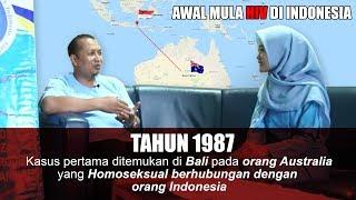 Asal mula virus HIV | Awal Ditemukannya Virus HIV di Indonesia