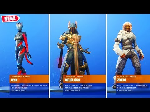 How To UNLOCK MAX LYNX & ICE KING SKIN In Fortnite! SECRET To LEVEL UP Season 7 STAGE 4 SKINS FAST!