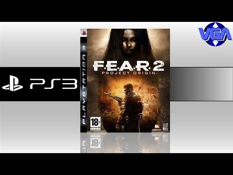 Fear 2 Gameplay PS3 ( 2009 )