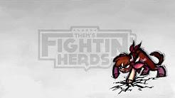 Them's Fightin' Herds Soundtrack - Sunset Prairie (Idle)