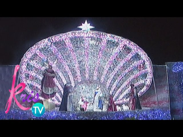 Kris TV: AFP's Giant Shell Belen