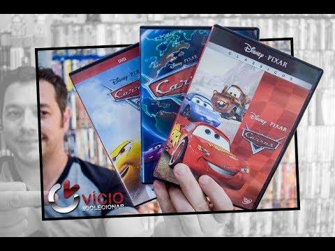CARROS - DVD