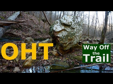 Way Off the Ozark Highlands Trail: Section hike 1, including the Shepherd Springs Loop.