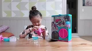 세희의 캡슐걸스 장난감 개봉기 1