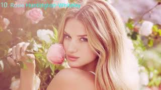 Top 10 Hottest Women In The World 2018