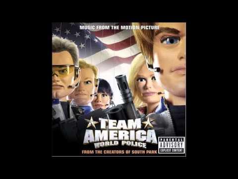 America, F*** Yeah - Team America OST