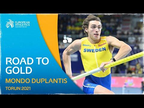 Download Mondo Duplantis GOLD: Pole Vault World Record 6.19m attempt - Torun 2021