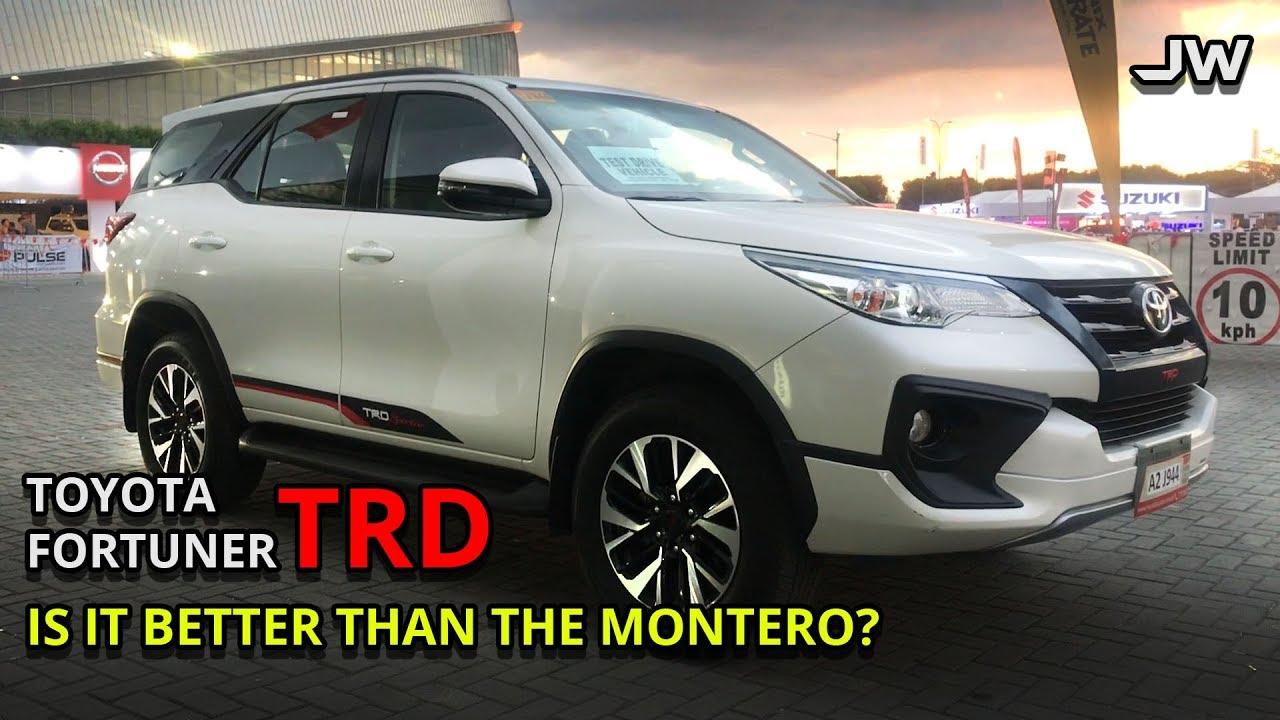 Kelebihan Toyota Fortuner Trd Sportivo 2019 Perbandingan Harga