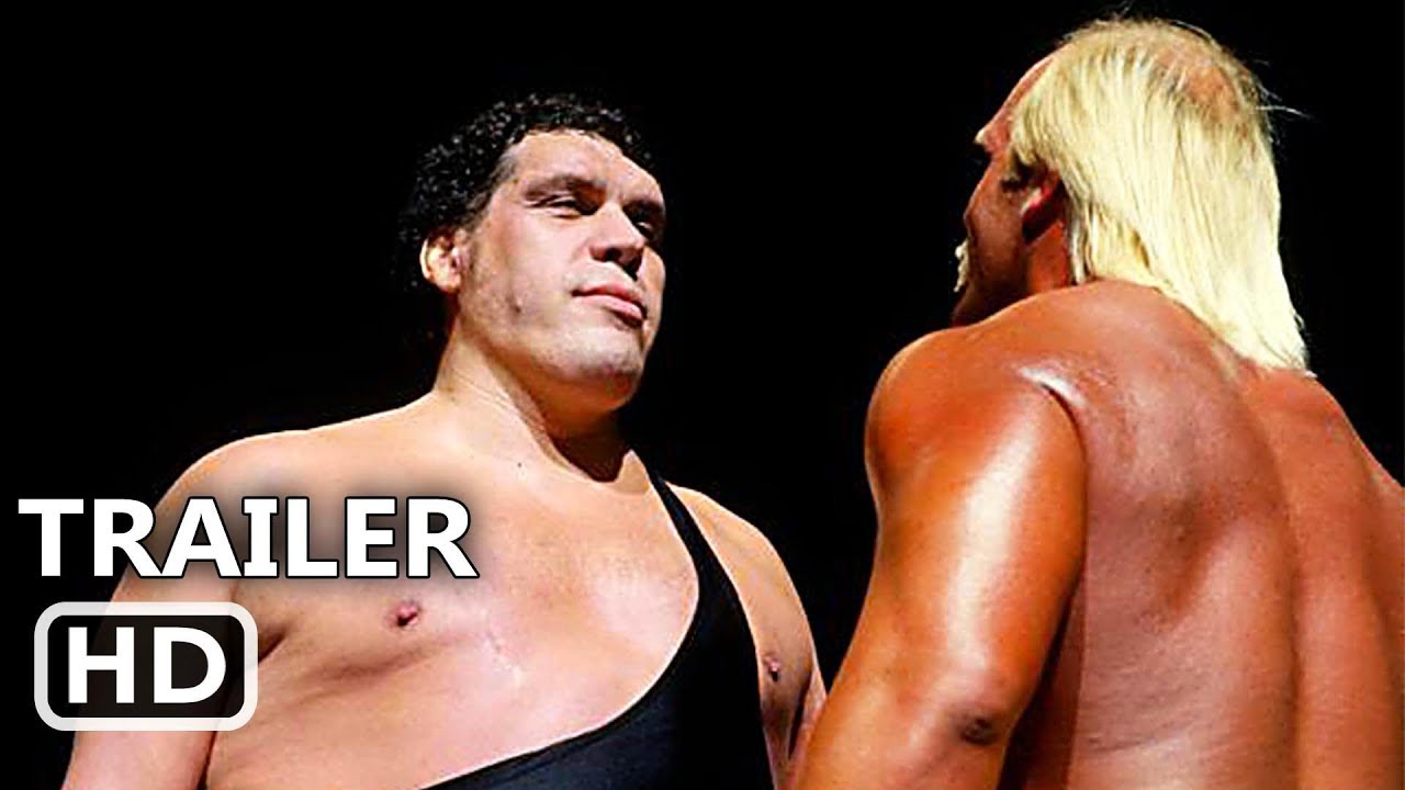ANDRÉ THE GIANT Official Trailer TEASER (2018) Wrestling HBO Documentary Movie HD