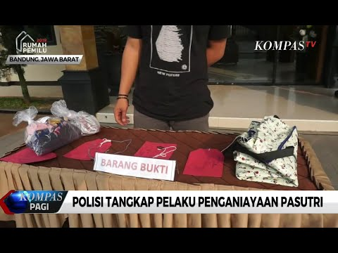 Polisi Tangkap Pelaku Penganiayaan Pasutri di Bandung