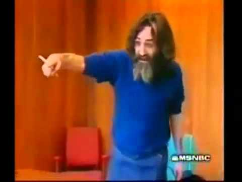 The Best Of Charles Manson.