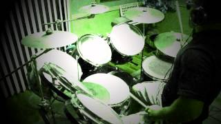 Within Temptation - Faster (drum edit)