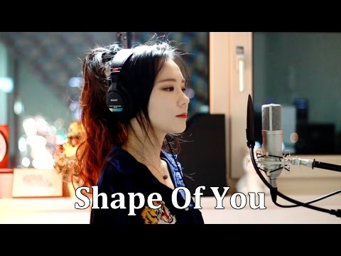Ed Sheeran - Shape Of You ( cover by J.Fla...